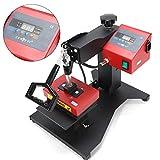 Best machine de presse de chaleur - SENDERPICK Machine à Presser à la Chaleur, Usage Review