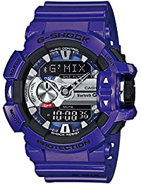 Casio Reloj elegante GBA400-2A Azul