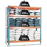 Simonrack simonforte 2406-4 - Kit plywood azul naranja madera