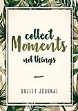 Bullet Journal: Dot Grid Punktraster Notizbuch A5 - Dein Bulletjournal - auch als Skizzenbuch, Design Buch, Arbeitsbuch oder Planer geeignet