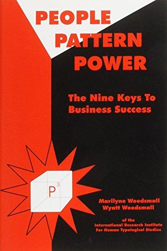 [EPUB] People pattern power: p3 : the nine keys to business success