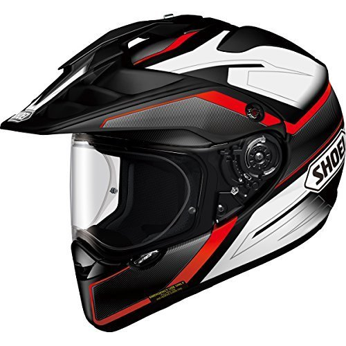 Preisvergleich Produktbild Shoei Hornet X2 Seeker Street Bike Racing Motorcycle Helmet Large TC-1 by Shoei