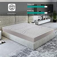 ROYAL SLEEP Colchón viscoelástico 140x200 de máxima Calidad, Confort, firmeza y adaptabilidad Alta,