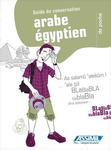 L'arabe égyptien de poche par Hans-Günter Semsek, Nagwa Hassan