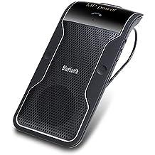 MP power @ Inalámbrico Bluetooth Altavoz manos libres Coche Kit para teléfono inteligente Iphone 6 Plus 6s Plus 6 6S 5 5S 4 4S 3G 3GS Samsung Galaxy S6 S6 Edge Edge+ S5 S4 S4 Active S4 Mini S3 S3 Mini S2 Note 4 HTC ONE X ONE S Z520E LG G2 G3 G4 Nexus 4 Nexus 6 P760 Nokia Lumia 920 820 Sony Z1 Z2 Z3 C4 C5 M4 M5 Huawei P8 Mate S