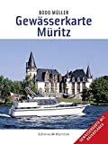 Gewässerkarte Müritz