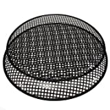Metal-Car-SubWoofer-Waffle-Grills-Speaker-Cover-Protector-Guard