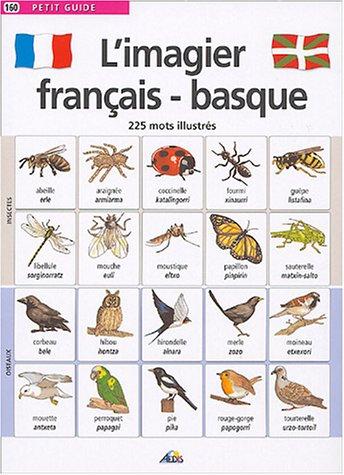 L'imagier français-basque : 225 mots illustrés