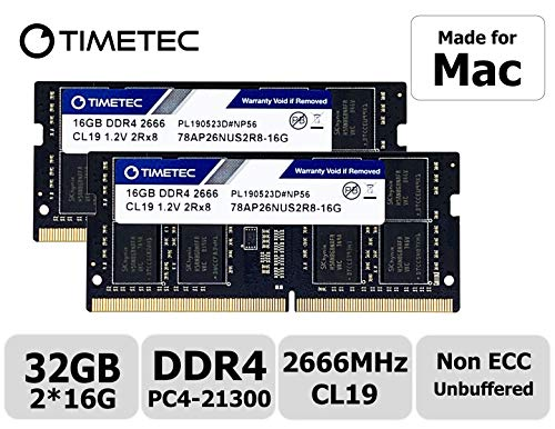 Timetec Hynix IC Compatible with Apple DDR4 2666MHz