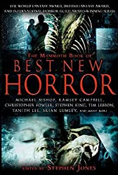 The Mammoth Book of Best New Horror 20 (Mammoth Books) by Stephen Jones (2009-09-24)
