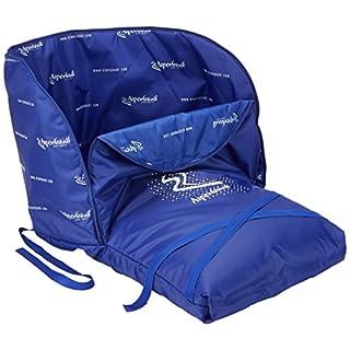 AlpenGaudi Sledge Thermal Passenger Cover - 47 cm, Blue
