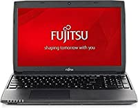 Fujitsu A series Core i3 5th Gen - (4 GB/1 TB HDD/DOS) A555 Lifebook Notebook (15.6 inch, Black)