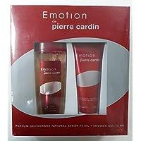 Pierre Cardin Emotion Desodorante Perfumado 75 ml + Shower Gel 75 ml