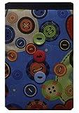 Cuori e pulsanti iPhone/BlackBerry/calzino per cellulare