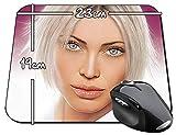 Angelina Jolie D Tapis De Souris Mousepad PC