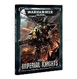 Games Workshop Codex Imperial Knights V8 - Warhammer 40,000 - Français