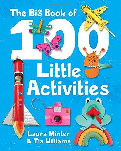 The Big Book of 100 Little Activities (Dressing Up-ideen Für Kinder)