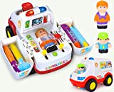 Best Education Toys 3 Year Old Girls - Early Education 3 Year Olds Baby Toy Ambulance Review