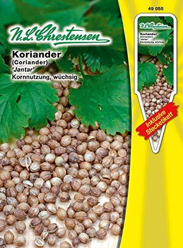N.L. Chrestensen 49055 Koriander Jantar (Koriandersamen)