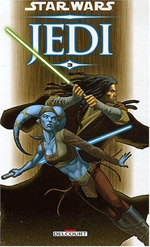 Star Wars Jedi, Tome 3 : Rite de passage