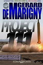 Project 111 (Cris De Niro, Book 4) by Gerard de Marigny (2013-01-23)