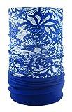 HeadLOOP POLAR EXTRA LANG Blau Fleece + Schlauchtuch Multifunktionstuch Schal Halstuch Kopftuch Microfaser