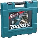 Makita D-31778 - Kit de brocas  bit y otros accesorios Makita  104 pza