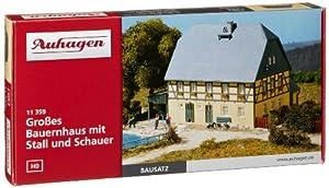 Auhagen - Edificio para modelismo ferroviario H0 - 1:87 (11359)