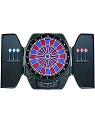 Carromco Dartboard Mirage-301-Cabinett, schwarz