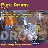 Pure Drums Vol. 2 - Jazz Grooves 2 - Playalong CD + Sampling