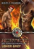 Feuerteufel - Die Geschichte von Simeon und Usher: Usher Grey 1