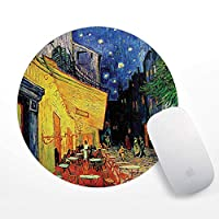 Van Gogh cafe teras at night Mouse Pad