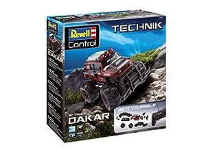 Revell- RC TECHNIK Car Dakar Juguetes a Control Remoto, (24710)