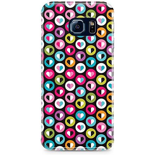 Queen Of Cases Coque pour Apple iPhone 5S Bulles-Love-Premium Multicolore en plastique
