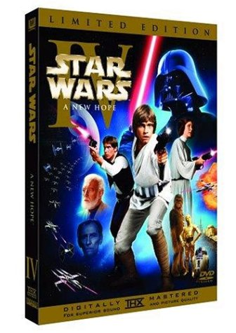Star Wars Episode Iv: A New Hope (Limited Edition, Includes Theatrical Version) [UK Import]