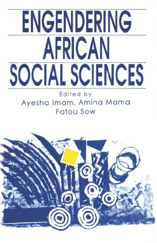 Engendering African Social Sciences par (Broché - Jun 15, 1997)