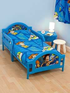 Toy Story 'Fractal' Rotary 4 in 1 Junior Bundle Bed Set (Duvet Pillow Covers)