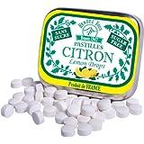 Pastilles Citron Sans Sucre