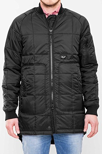 REELL Jacket Flight Coat Artikel-Nr.1308 - 1027 Black