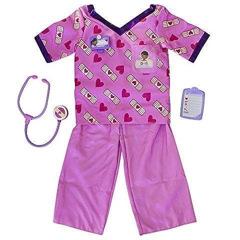 Opération Jeu Costume - Docteur La Peluche – Doctor's Dress Up