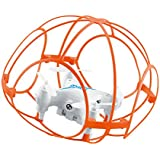2.4G Wifi Portable Mini Pocket plegable Selfie fotografía Drone Quadcopter 360 Flip, Modo autom¨¢tico del vuelo en c¨ªrculos rtf 4CH
