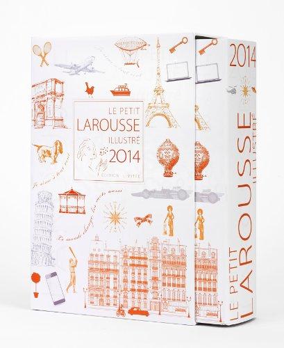 Petit Larousse illustré 2014 coffret Noel