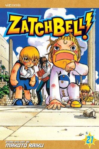 Zatch Bell!, Vol. 21