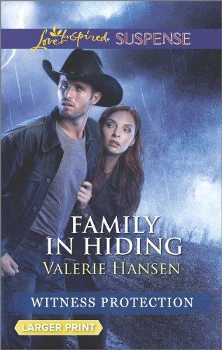 Family in Hiding (Love Inspired LP Suspense\Witness Protection) by Valerie Hansen (2014-05-06)