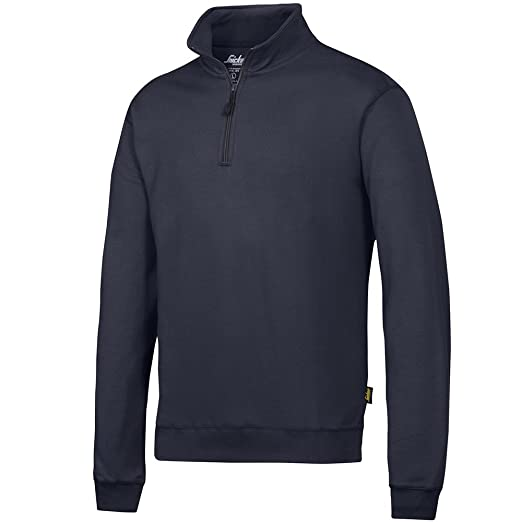 Snickers Workwear Troyer, Größe XL, navy
