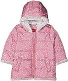 s.Oliver Baby-Mädchen Mantel 59.809.52.7020, (Dark Pink AOP 43a6), 74