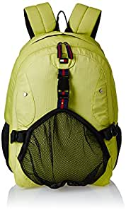 Tommy Hilfiger Rover 22.08 Ltrs Lime Laptop Backpack (TH/BIKCL06ROV)