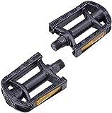 Profex 60804 Pedals with Reflectors Black