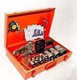 Muffenschweißgerät zum rationellen Stumpfschweißen 2660W 16-63 mm Kunststoffrohrschweißer