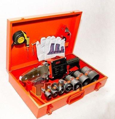 Preisvergleich Produktbild Muffenschweißgerät zum rationellen Stumpfschweißen 2660W 16-63 mm Kunststoffrohrschweißer